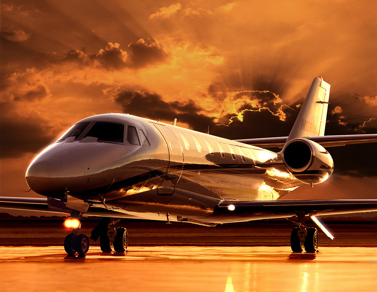 Cessna Citation Sovereign Private Charter Flights