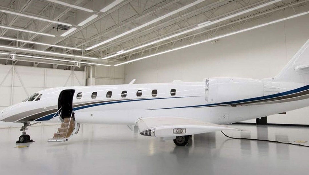 New Addition – Citation Sovereign 2012